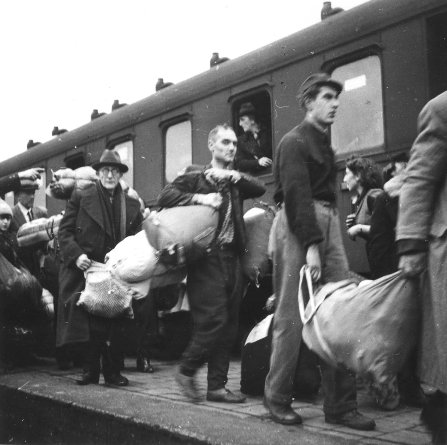 Deportation of Jews from Central Europe to Riga during the Holocaust
